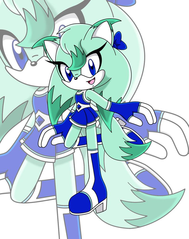 Sapphire by ViperNicole92