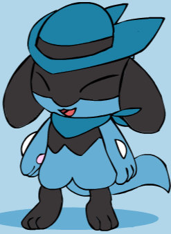 Ryan the Riolu by Pokemon-All-4-One
