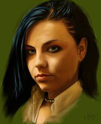 Amy XV by xXBlackMagicXx