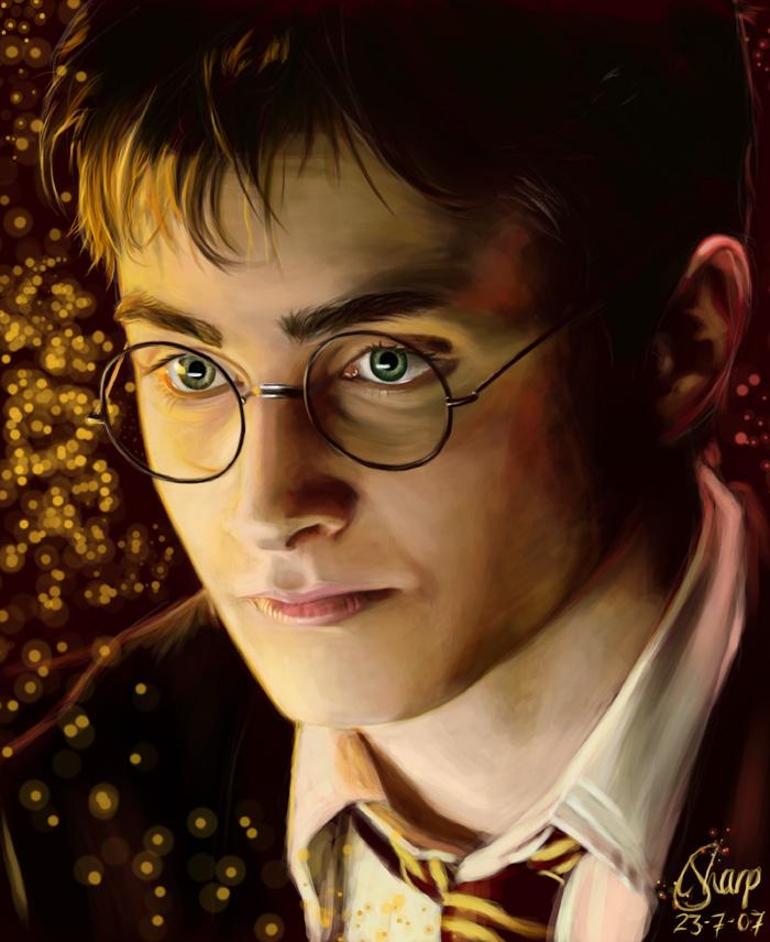 Harry Potter by xXBlackMagicXx