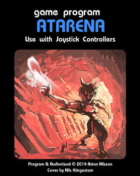 Atarena Cover 2600 by steamgear