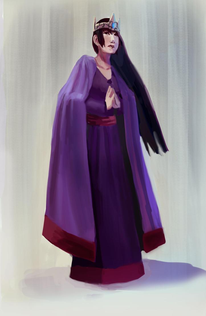 Princess by Alexashbyart