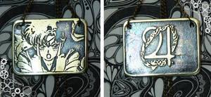 Sailor Jupiter pendant