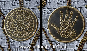 Steampunk pendant by TimforShade