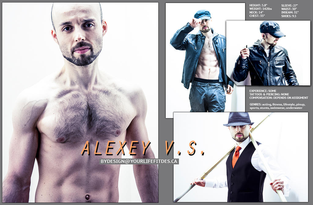 Alexey VS COMPOSITE CARD by MasterLion