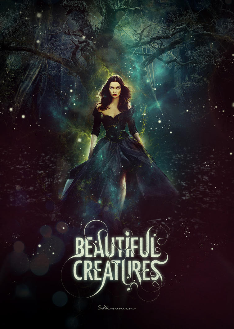 SB_BeatutifulCreatures_MovieContestArt_2013 by steveberumen