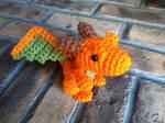Pumpkin the Dragon