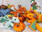 Pumpkin Patch Dragons