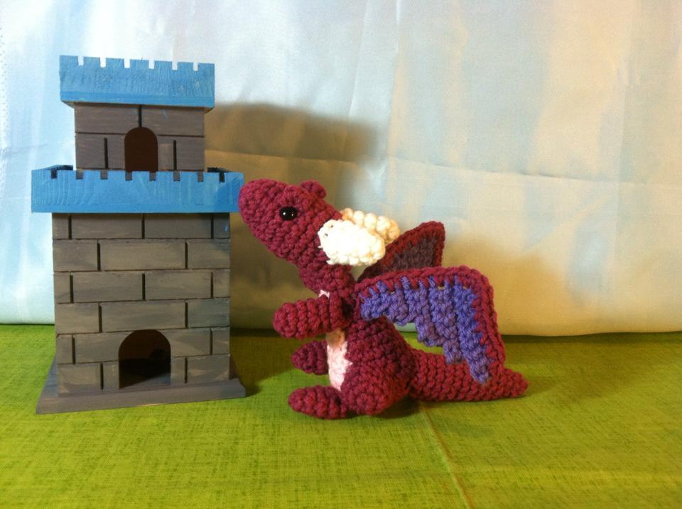 Ruby the Dragon