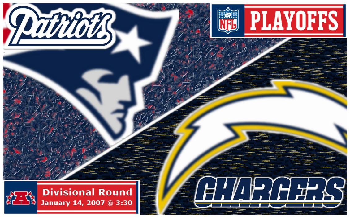 2007playoffs Patriots Chargers By Zerakus On Deviantart