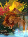 Lion King Love