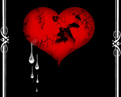 Tears of a broken Heart by Chrippy1 on DeviantArt