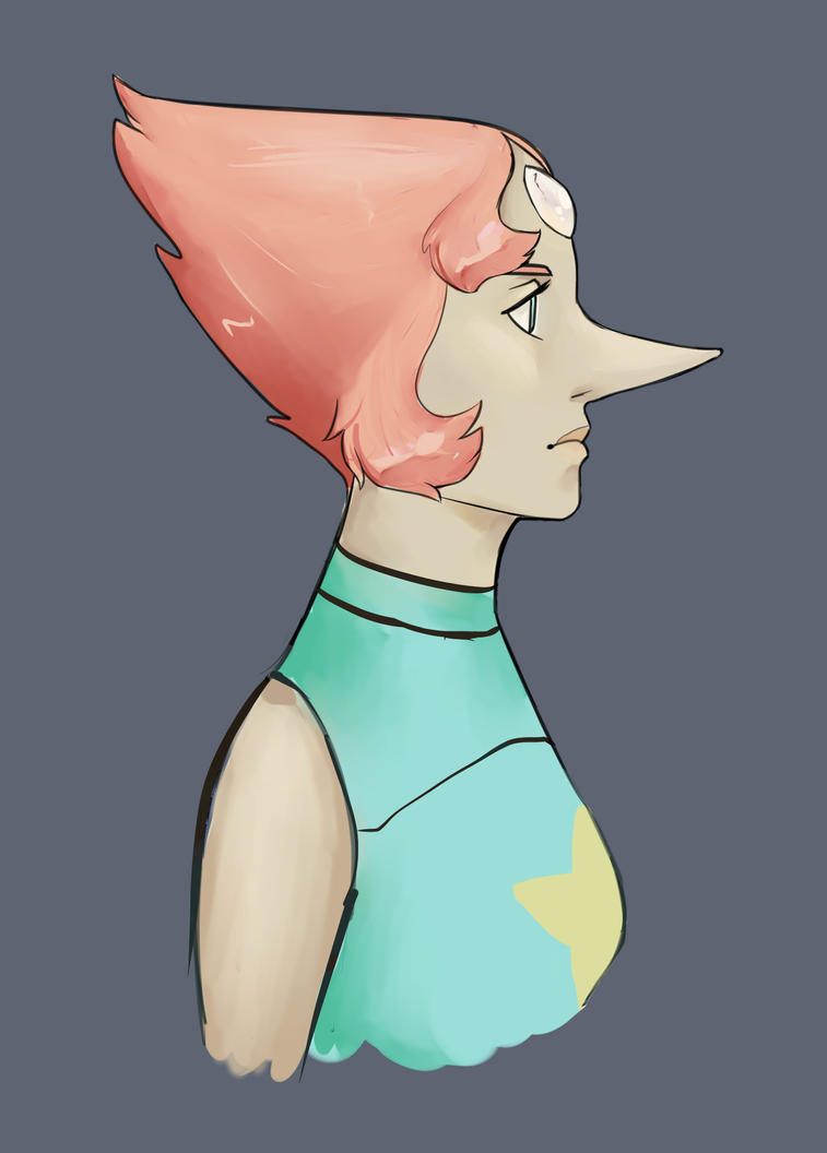 Pearl by TheLittleArtist