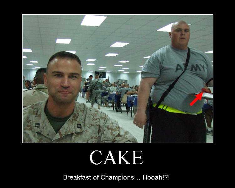 Fat Army Guy 7