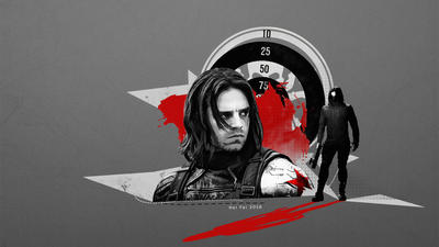 Winter Soldier - 1.4 by HelFai