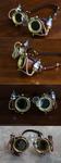 Powered Ocular Enhancers by CraftedSteampunk