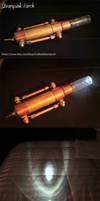 Steampunk Torch