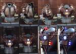 Steampunk Soldier Armor