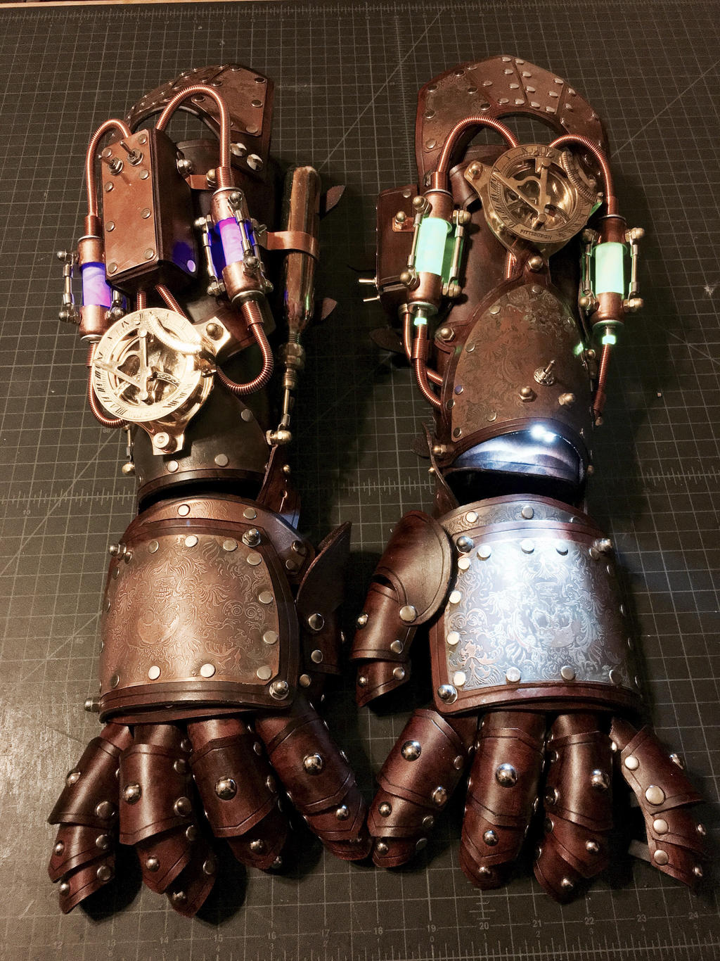 My Personal Gauntlets