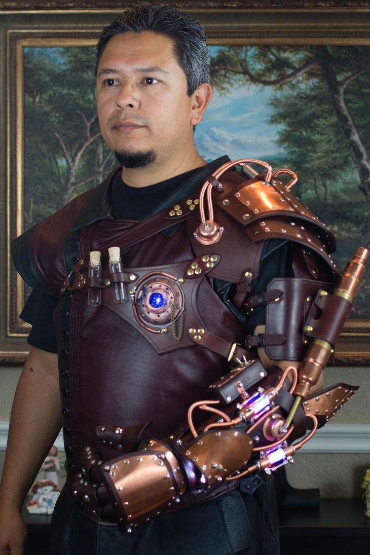 Alchemist Arm by CraftedSteampunk