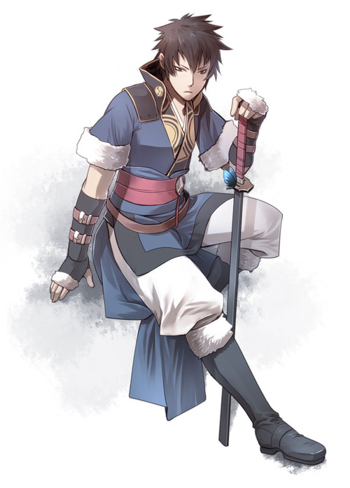 Lonqu Fire Emblem Lon qu returns to Regna