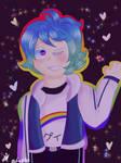 rainbow bro (art trade)