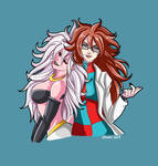 Android 21 pin design