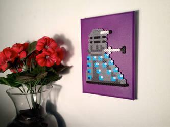 Dalek by PixelArtShop