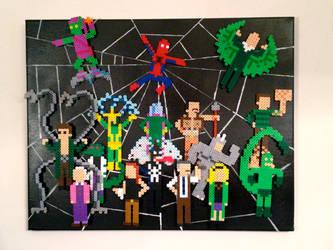 Spider-Man by PixelArtShop