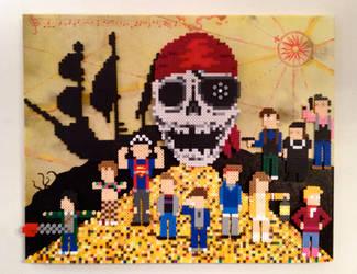 Goonies Never Say Die by PixelArtShop
