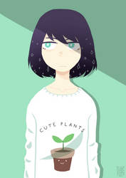 Cute Plants by taxhun