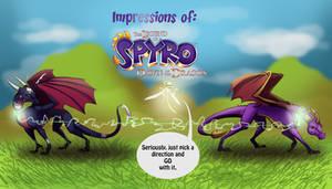 Impressions of Spyro: Dawn of the Dragon