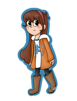 Mabel - Gravity Rises AU by YOpancakelovers