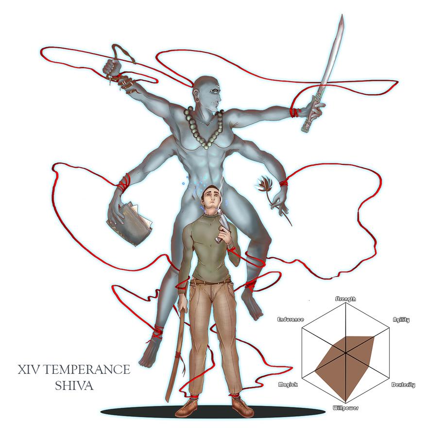I'll - Shiva by Unlock3d