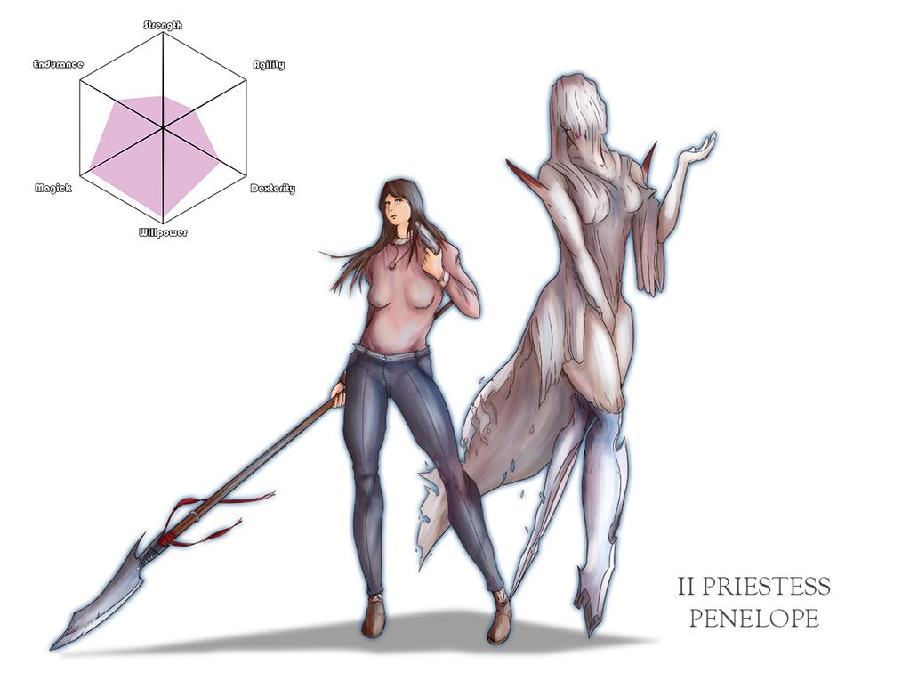 I'll - Penelope by Unlock3d