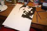 Alex Evans Pop Art WIP