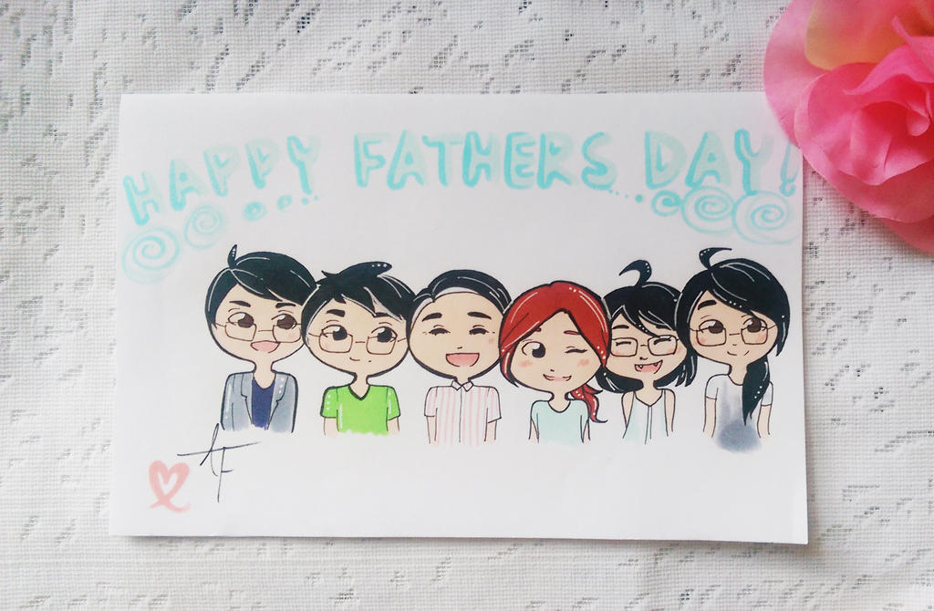 Happy Father's Day! 2015 by Fifi-kat