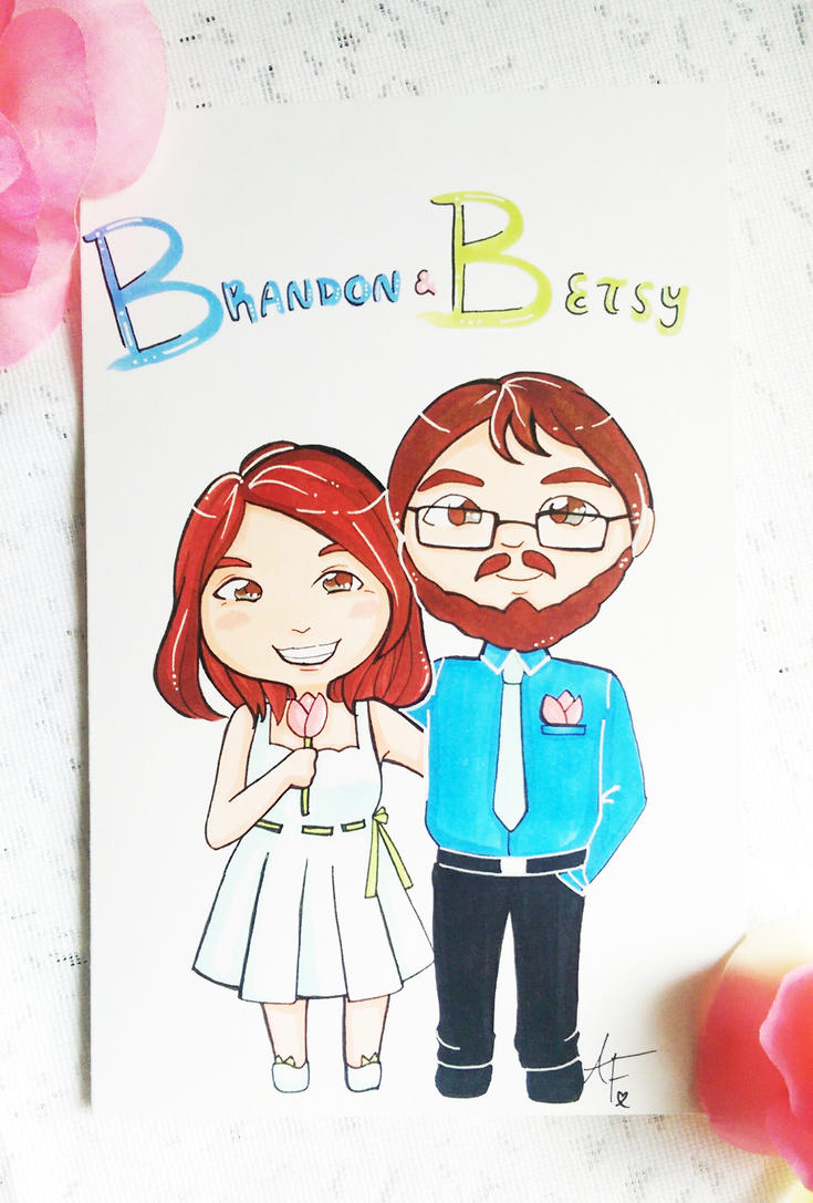Betsy and Brandon by Fifi-kat