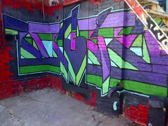 graffiti words 2 by thegreatbobinsky