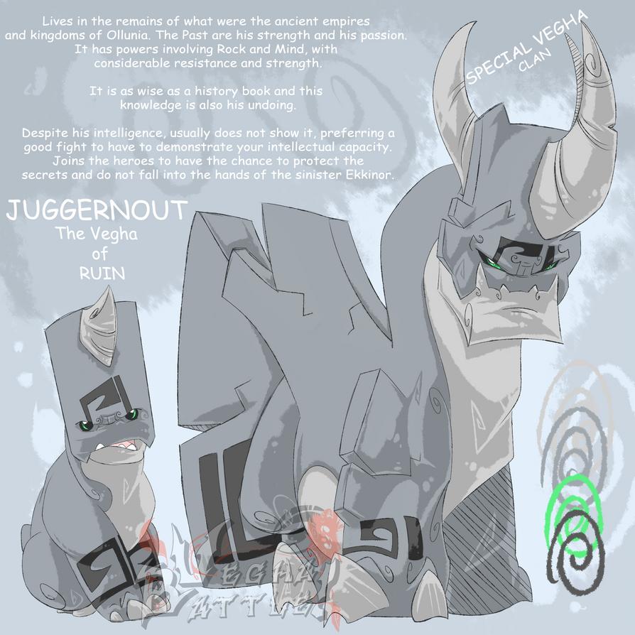 Juggernout by LucasMolla