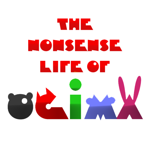 The Nonsense Life Of OGIMA - Official LOGO by LucasMolla