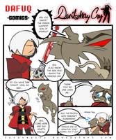Dafuq Comics - DEVIL MAY CRY by LucasMolla