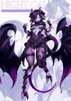 [Monster girl] NIGHT GAL by gainoob