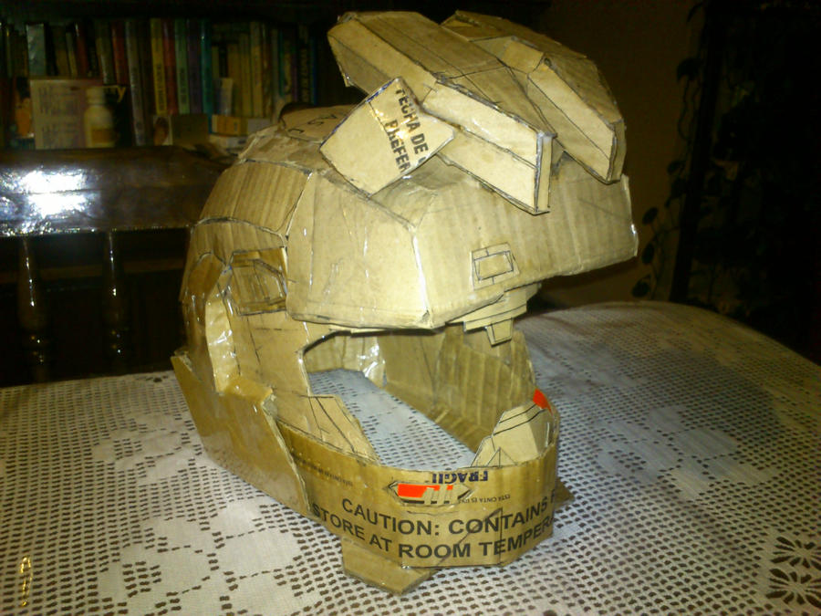 casco jorge 1 by Lalito-Elric