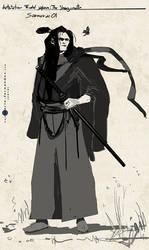 AS FJ samurai 01 by mariofernandes
