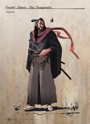 4 AS FJ samurai by mariofernandes