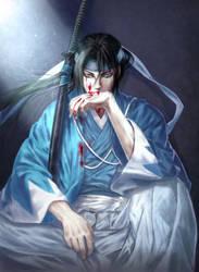 Shinsengumi Samurai by maxewa