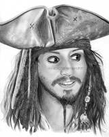 Jack Sparrow 03 by Ilojleen