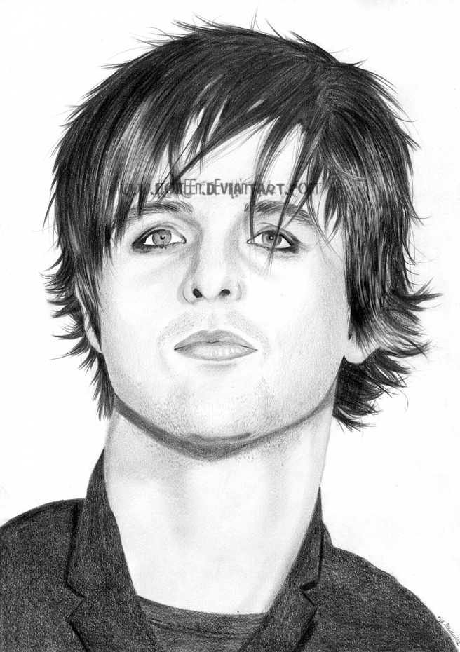 Billie Joe Armstrong 01 by Ilojleen