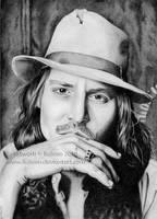 Johnny Depp 04 by Ilojleen